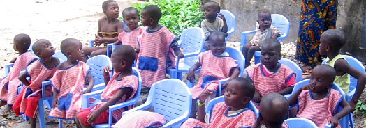 care for orphaned or abandoned children