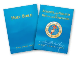The Holy Bible and Science, and Health with Key to the Scriptures by Mary Baker Eddy